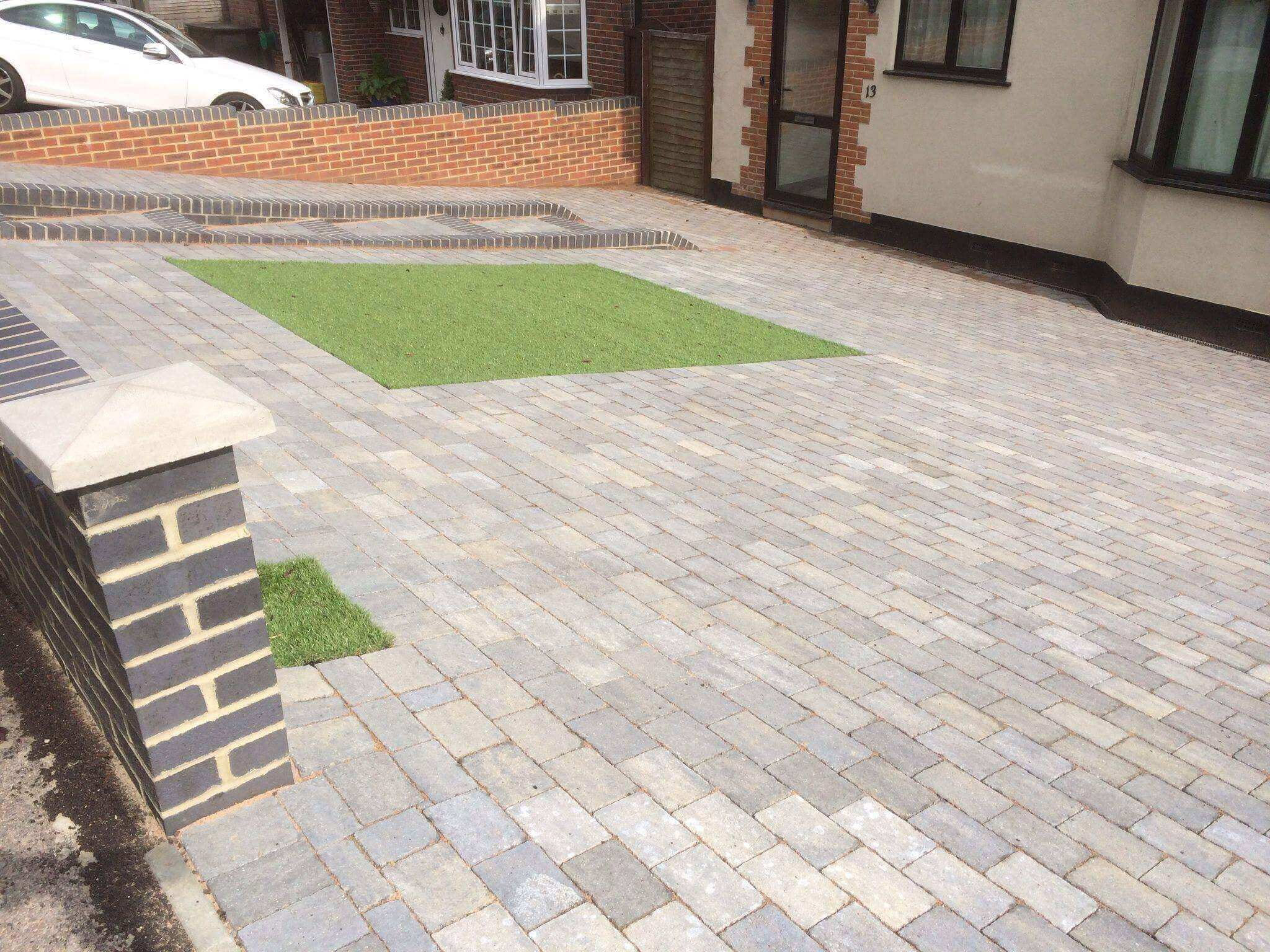 Driveway Design and Installation Company Kingston upon Thames KT1